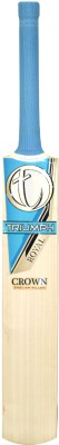 Triumph New Crown English Willow Cricket  Bat (Short Handle, 1100-1280 g)