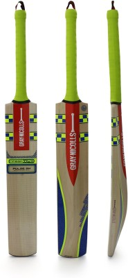 Gray Nicolls Omega XRD Pulse SH Kashmir Willow Cricket  Bat (Short Handle, 1133-1247 g)