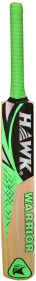 Hawk Warrior Kashmir Willow Cricket  Bat (Harrow, 1100-1204 g)