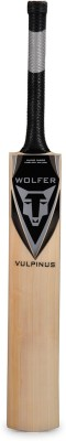 Wolfer Vulpinus English Willow Cricket  Bat (Short Handle, 1100-1300 g)