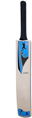 Gep GP2000-AV2 Poplar Willow Cricket  Bat (Short Handle, 1000-1200 g)