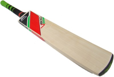 Slazenger V 600 Ultra English Willow Cricket  Bat (Short Handle, 1000 - 1400 g)
