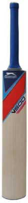 Slazenger V500 Elite English Willow Cricket  Bat (Short Handle, 700-1200 g)