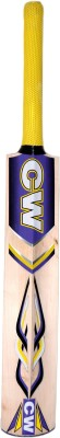 CW Warrior English Willow Cricket  Bat (Short Handle, 1050-1150 g)