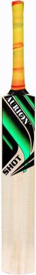 aurion SHOT555 Kashmir Willow Cricket  Bat (Short Handle, 900 g)