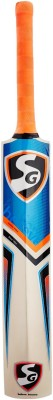 SG RSD SPARK Kashmir Willow Cricket  Bat (Short Handle, 1250-1300 g)