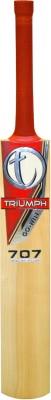 Triumph 707 Series English Willow Cricket  Bat (Short Handle, 1100-1280 g)