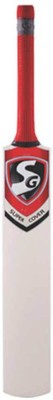 SG Super Cover English Willow Cricket  Bat (Short Handle, 1100-1300 g)