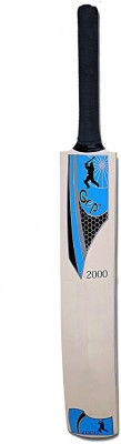 Gep GP2000-A Poplar Willow Cricket  Bat (Short Handle, 1000-1200 g)