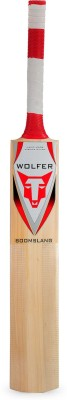 Wolfer Boomslang Kashmir Willow Cricket  Bat (Short Handle, 1000-1300 g)
