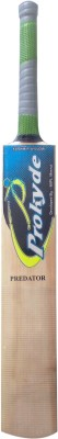 Prokyde Predator Kashmir Willow Cricket  Bat (Short Handle, 1000 - 1200 g)
