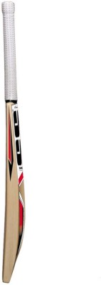 SS MASTER Kashmir Willow Cricket  Bat (Short Handle, 1150-1280 g)