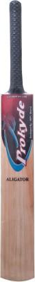 Prokyde Aligator Kashmir Willow Cricket  Bat (Short Handle, 1000 - 1200 g)