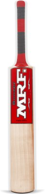 MRF Bonzer English Willow Cricket  Bat (Long Handle, 1200-1300 g)