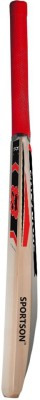 Sportson T Twenty WC Poplar Willow Cricket  Bat (6, 650 g)