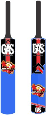 GAS BCL - Raj Joshiley Poplar Willow Cricket  Bat (Short Handle, 700-900 g)