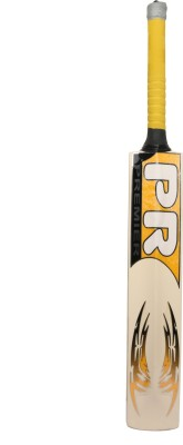 PR ARGCBE16 English Willow Cricket  Bat (Short Handle, 400-500 g)