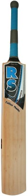 RS Robinson Tailor Made English Willow Cricket  Bat (Short Handle, 1100-1250 g)