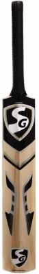 SG Cobra Gold Kashmir Willow Cricket  Bat (Short Handle, 1220 - 1300 g)