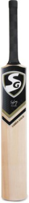 SG Cobra Gold Kashmir Willow Cricket  Bat (Long Handle, 950-1200 g)