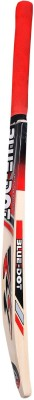 Blue Dot Legend Tennis Kashmir Willow Cricket  Bat (Short Handle, 1150-1250 g)
