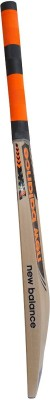 New Balance DC 480 Kashmir Willow Cricket  Bat (Long Handle, 900-1000 g)