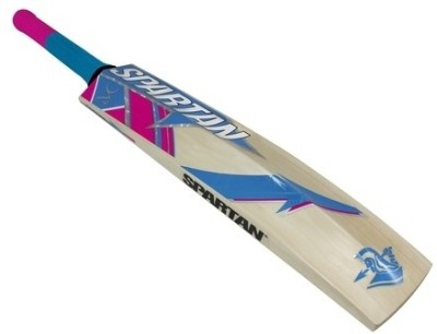 Spartan MC5000 English Willow Cricket  Bat (Short Handle, 1190-1247 g)