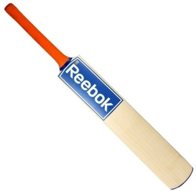 Reebok Drive Kashmir Willow Cricket  Bat (Short Handle, 700 - 1200 g)