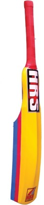 HRS Sky Power Training Kashmir Willow Cricket  Bat (Short Handle, 900-1000 g)