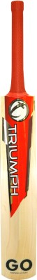 Triumph New 909 Series English Willow Cricket  Bat (Short Handle, 1100-1280 g)