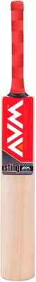 AVM Sting Kashmir Willow Cricket  Bat (Short Handle, 1025 g)