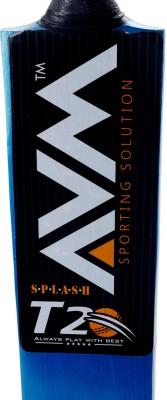 AVM Splash 20-20 Kashmir Willow Cricket Bat (Short Handle)