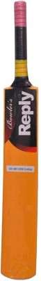 Bowlers Reply Willow Cricket  Bat (Long Handle, 700-1200 g)
