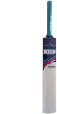 NHD TENNIS Poplar Willow Cricket  Bat (5, 900-1200 g)