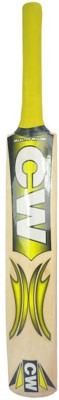 CW Mark Tennis Kashmir Willow Cricket  Bat (Short Handle, 1050-1200 g)