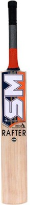 SM Rafter Kashmir Willow Cricket  Bat (Harrow, 900 - 2000 g)