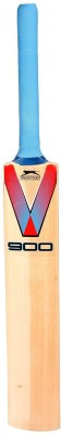 Slazenger V900 Titanium Kashmir Willow Cricket  Bat (Short Handle, 1100 g)