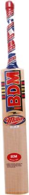 BDM Miller/Hammer Kashmir Willow Cricket  Bat (Short Handle, 1120-1200 g)