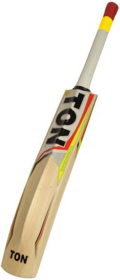 TON MAXIMUS Kashmir Willow Cricket  Bat (Short Handle, 1150-1280 g)