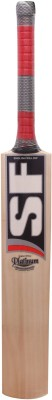 SF Platinum English Willow Cricket  Bat (Harrow, 1300 g)