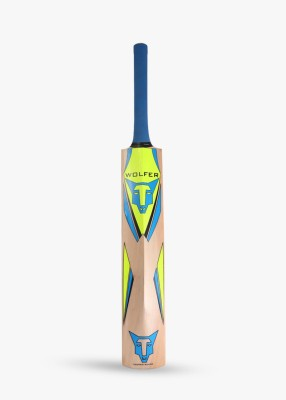 Wolfer Bogart Junior Kashmir Willow Cricket  Bat (4, 800-850 g)