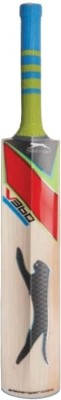 Slazenger V-360 Elite Kashmir Willow Cricket  Bat (Short Handle)