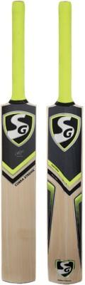 SG Cobra Xtreme English Willow Cricket  Bat (Short Handle, 1200-1400 g)