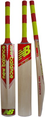 New Balance TC 360 Kashmir Willow Cricket  Bat (Long Handle, 900-1000 g)