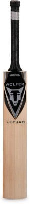 Wolfer Lepjag English Willow Cricket  Bat (Short Handle, 1000-1300 g)
