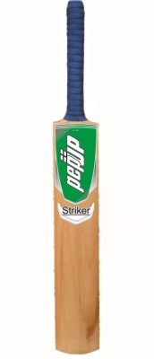Pepup Striker-05 Willow Cricket  Bat (Long Handle, 1200-1400 g)