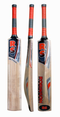 RS Robinson Duke of Windsor Kashmir Willow Cricket  Bat (Short Handle, 1100-1200 g)