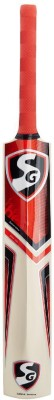 SG Max Cover Kashmir Willow Cricket  Bat (Long Handle, 1220-1300 g)