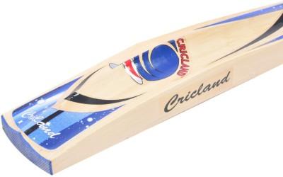 Cricland CL-Mercury Kashmir Willow Cricket  Bat (Short Handle, 700 -1200 g)