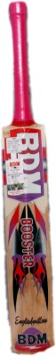 BDM Booster English Willow Cricket  Bat (Short Handle, 1150-1200 g)